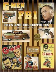 Cover of: G-Men and F.B.I. Toys and Collectibles
