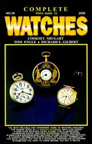 Cover of: Complete Price Guide to Watches