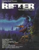 Cover of: Palladium Books Presents: The Rifter