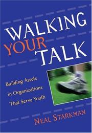 Cover of: Walking Your Talk