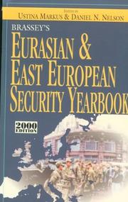 Cover of: Brassey's Eurasian and East European Security Yearbook