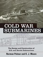 Cover of: Cold War Submarines