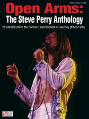 Cover of: Open Arms: The Steve Perry Anthology