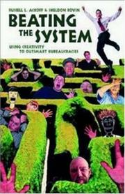 Cover of: Beating the System