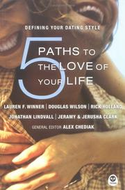 Cover of: 5 Paths to the Love of Your Life