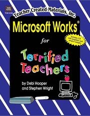 Cover of: Microsoft Works¨ for Terrified Teachers