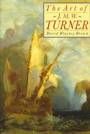 Cover of: The Art of J.M.W. Turner