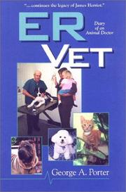 Cover of: ER Vet