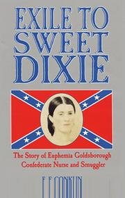 Cover of: Exile to Sweet Dixie