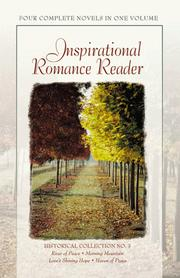 Cover of: Inspirational Romance Reader: Historical Collection (Inspirational Romance Readers: Historical Collection)