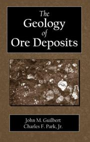 Cover of: The Geology of Ore Deposits