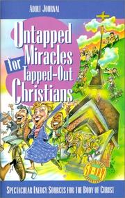 Cover of: Untapped Miracles for Tapped-out Christians