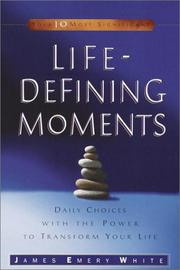 Cover of: Life-Defining Moments
