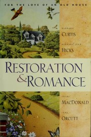 Cover of: Restoration & Romance