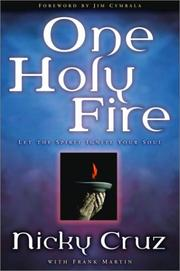Cover of: One Holy Fire