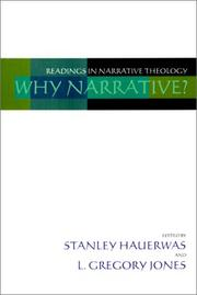 Cover of: Why Narrative? Readings in Narrative Theology