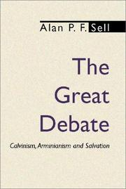 Cover of: The Great Debate