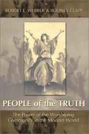 Cover of: The People of the Truth