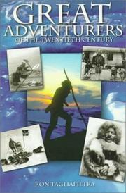 Cover of: Great Adventurers of the Twentieth Century