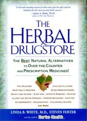 Cover of: The Herbal Drugstore