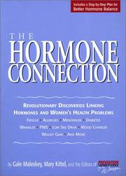 Cover of: The Hormone Connection