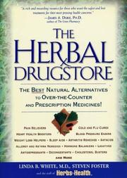 Cover of: Herbal Drugstore