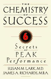 Cover of: The Chemistry of Success