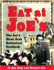 Cover of: Eat at Joe's