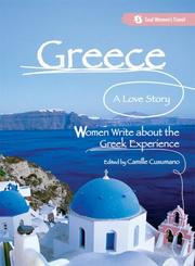 Cover of: Greece, A Love Story