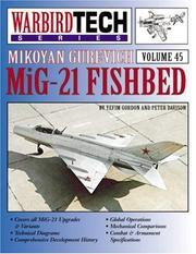 Cover of: Mikoyan Gurevich MiG-21 Fishbed