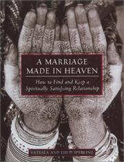 Cover of: Marriage Made in Heaven