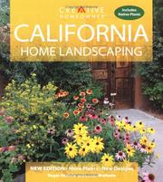 Cover of: California Home Landscaping