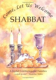 Cover of: Come, Let Us Welcome Shabbat (Shabbat & Prayer)