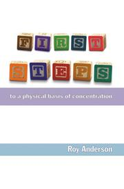 Cover of: First Steps
