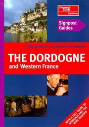 Cover of: Dordogne and Western France (Signpost Guides)