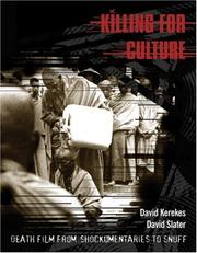 Cover of: Killing for Culture