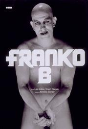 Cover of: Franko B