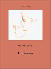 Cover of: Confusion