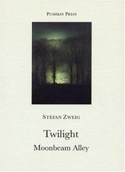 Cover of: Twilight & Moonbeam Alley