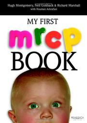 Cover of: My First Mrcp Book