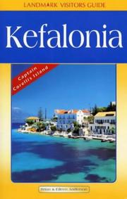 Cover of: Kefalonia (Landmark Visitors Guides)