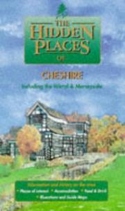 Cover of: The Hidden Places of Cheshire