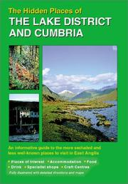 Cover of: Hidden Places of the Lake District & Cumbria