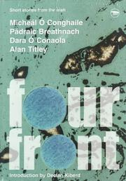 Cover of: Fourfront Contemporary Stories Translated from the Irish