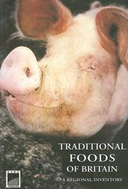Cover of: Traditional Foods of Britain