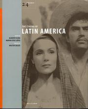 Cover of: The Cinema of Latin America (24 Frames)