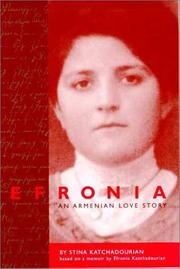 Cover of: Efronia