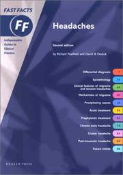 Cover of: Headaches (Fast Facts)