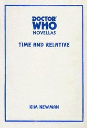Cover of: Time and Relative (Doctor Who)