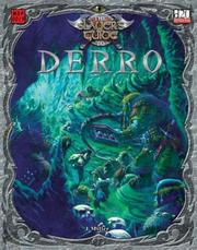 Cover of: The Slayer's Guide To Derro
